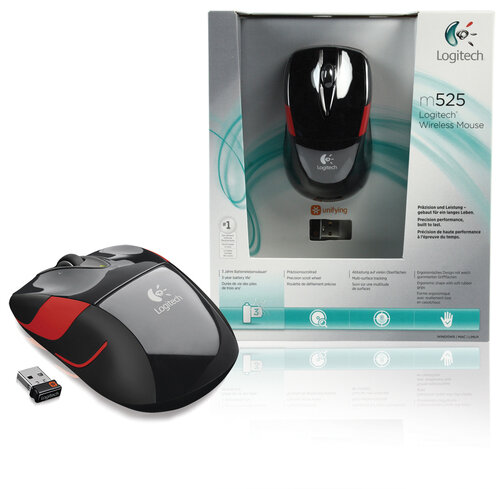 Logitech Wireless M525 #4