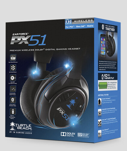Turtle Beach Ear Force PX51 #6