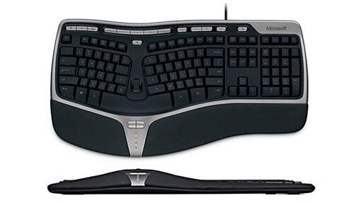 Microsoft Natural Ergonomic Keyboard 4000 - 4