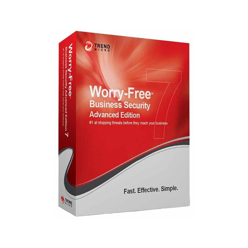 Trend Micro Worry-Free Business Security 7 #1