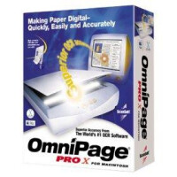Nuance OmniPage Pro X (Mac)